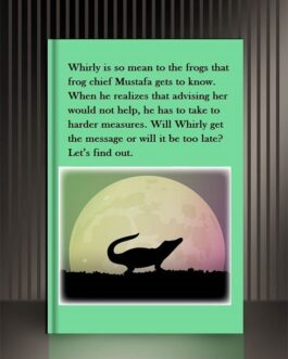 Whirly the Mean Alligator